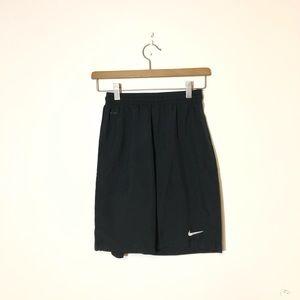 NIKE Boy's Black Shorts Size XL